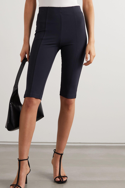 GAUGE81 Boston stretch-crepe shorts
