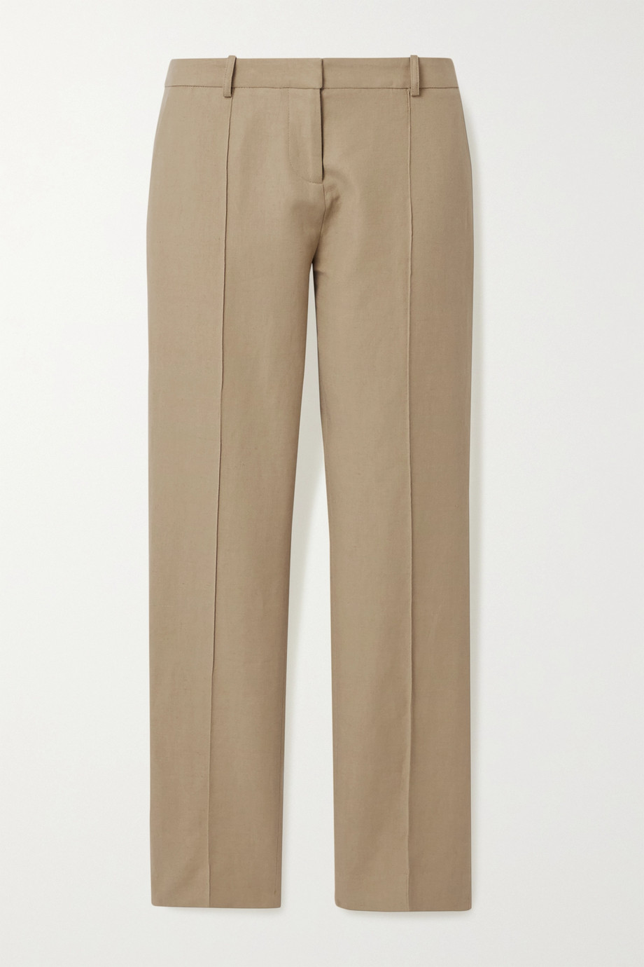 Vanessa Bruno Jame cotton-blend straight-leg pants