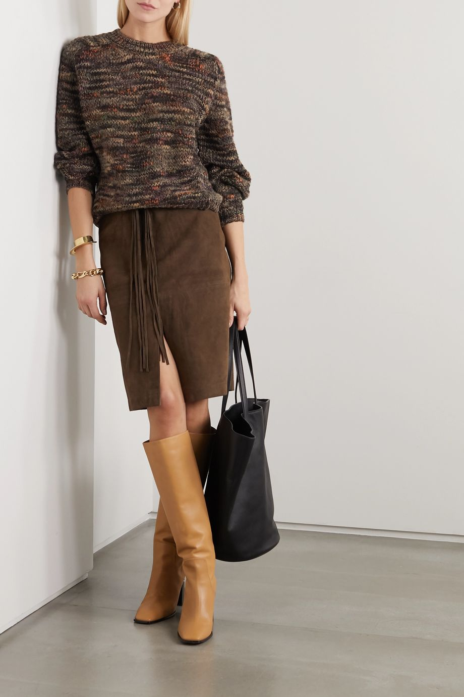 Vanessa Bruno Norea knitted sweater