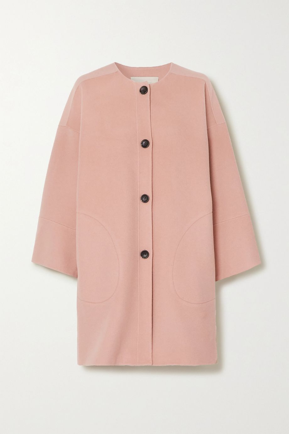 Vanessa Bruno Nash wool and cashmere-blend felt coat