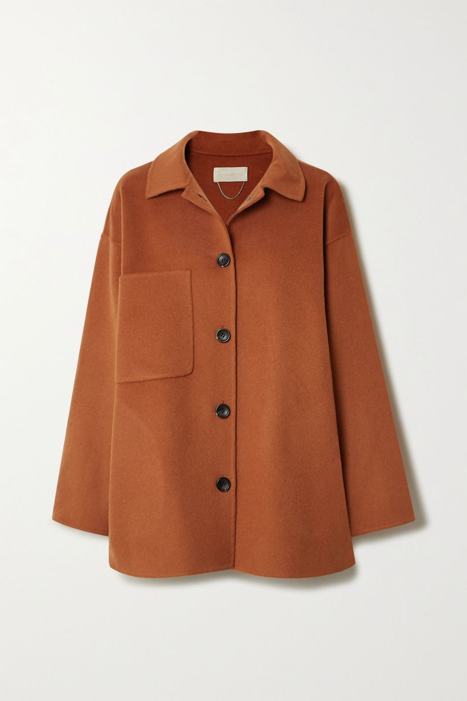 Vanessa Bruno Naïve wool and cashmere-blend coat