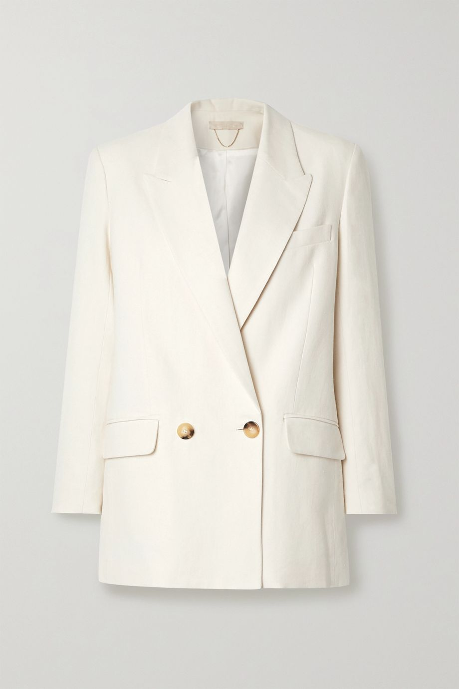 Vanessa Bruno Joe double-breasted cotton-blend blazer