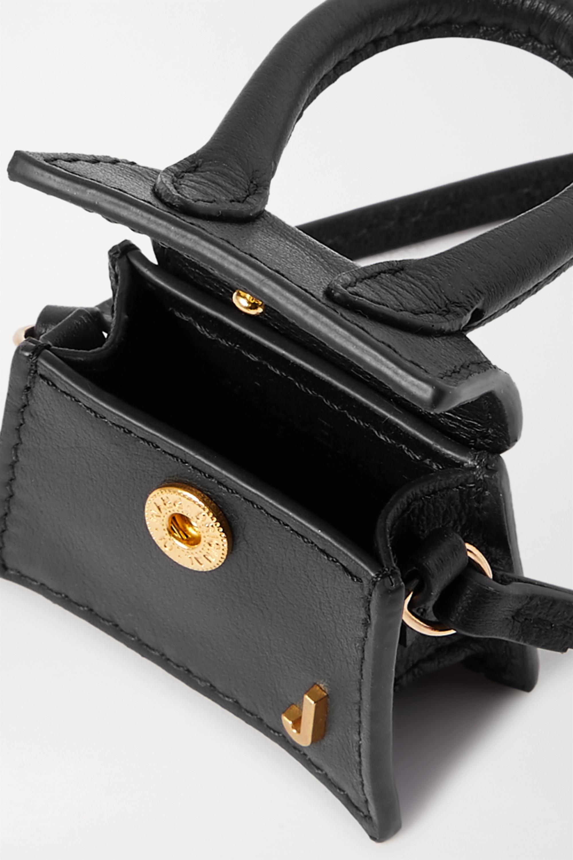 Jacquemus Le Chiquito micro leather tote