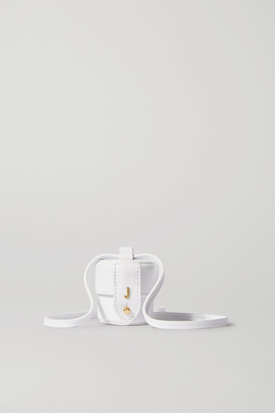 Jacquemus Le Micro Vanity mini leather shoulder bag