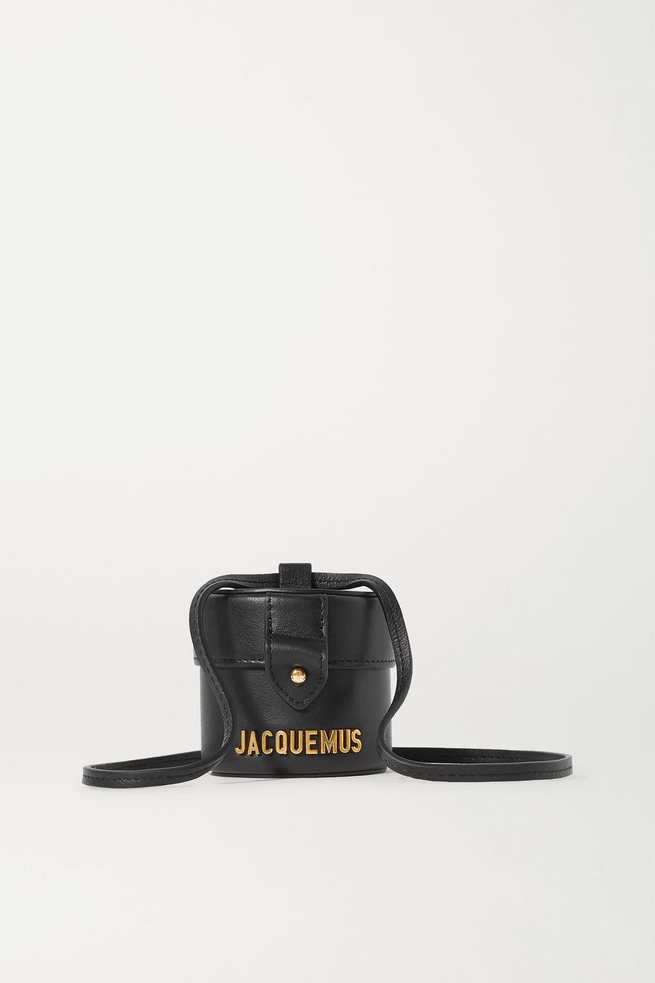 Jacquemus Sac porté épaule en cuir Le Vanity Mini
