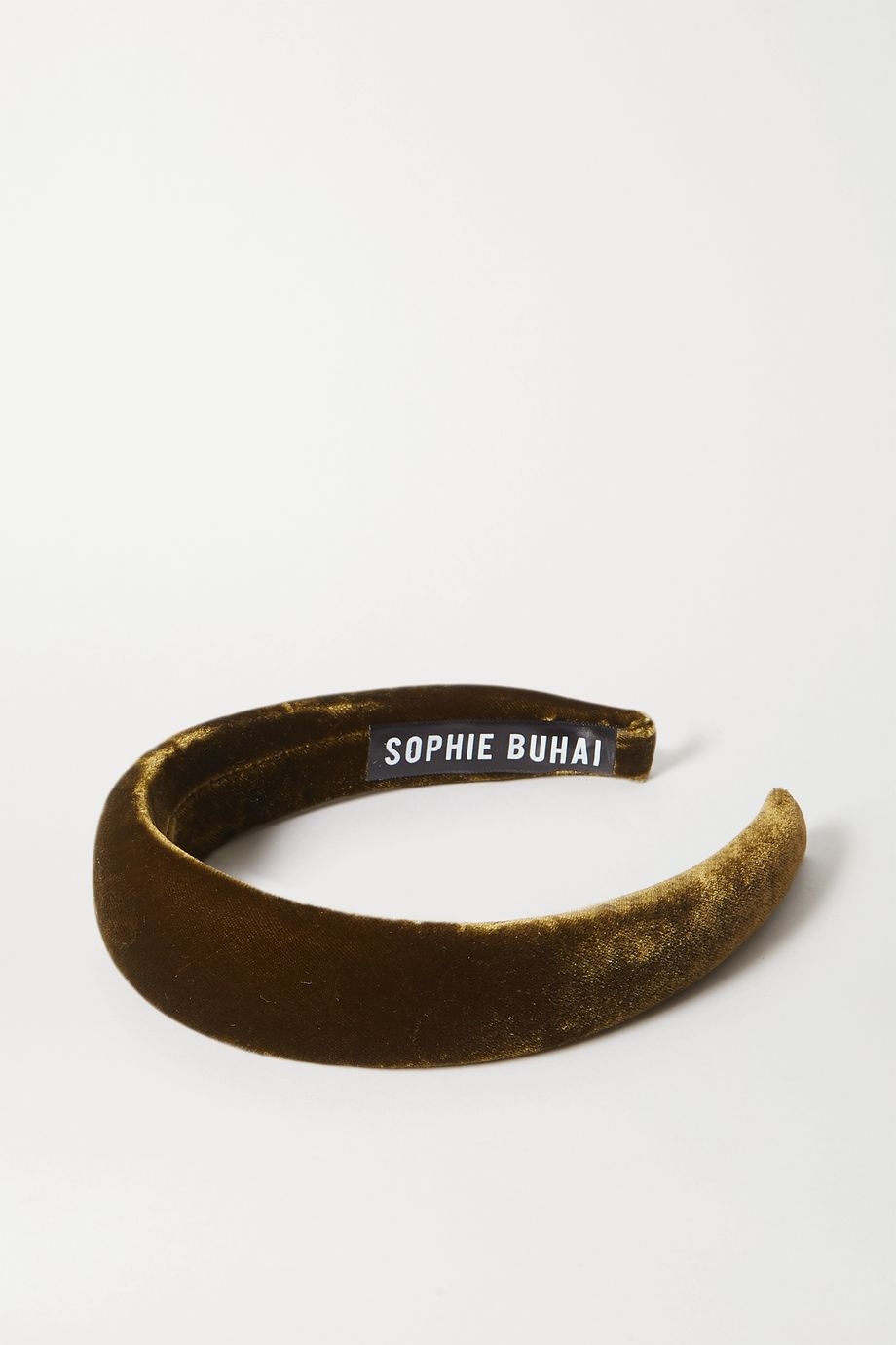 Sophie Buhai + NET SUSTAIN velvet headband