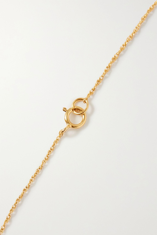 Sophie Buhai + NET SUSTAIN gold vermeil necklace