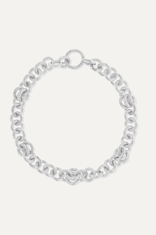 Spinelli Kilcollin Serpens sterling silver bracelet