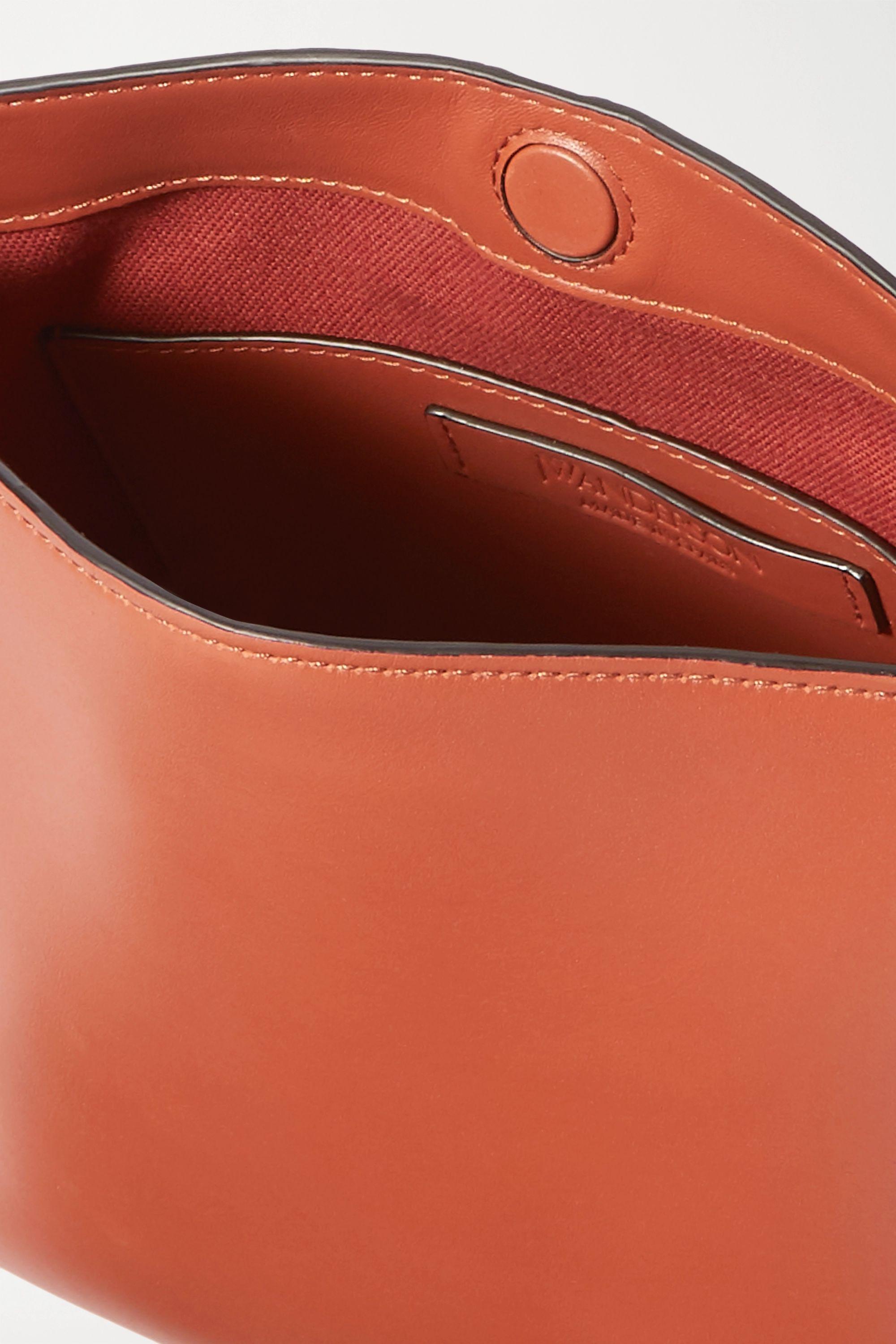JW Anderson Hoist small leather shoulder bag