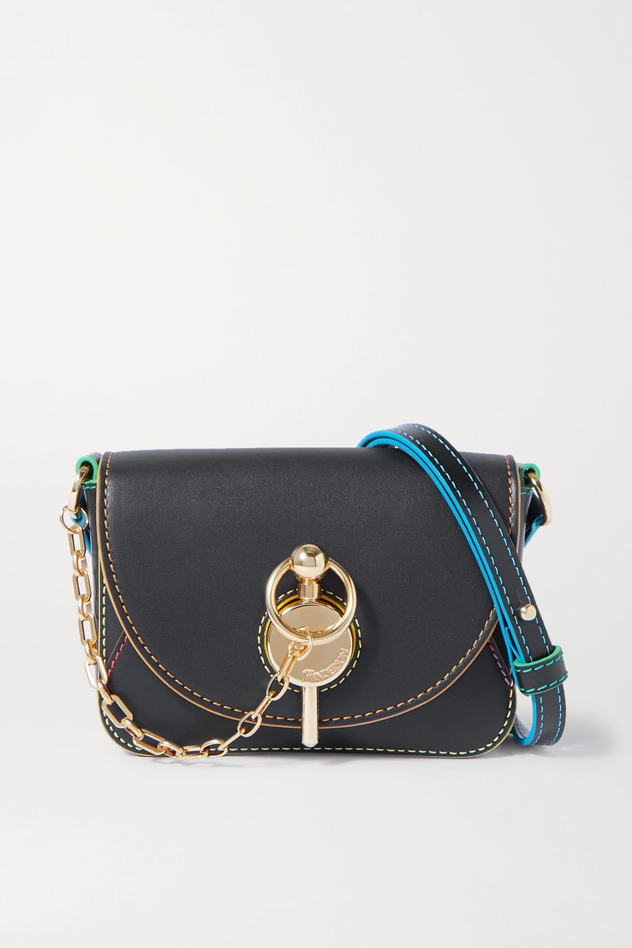 JW Anderson Keyts nano leather shoulder bag