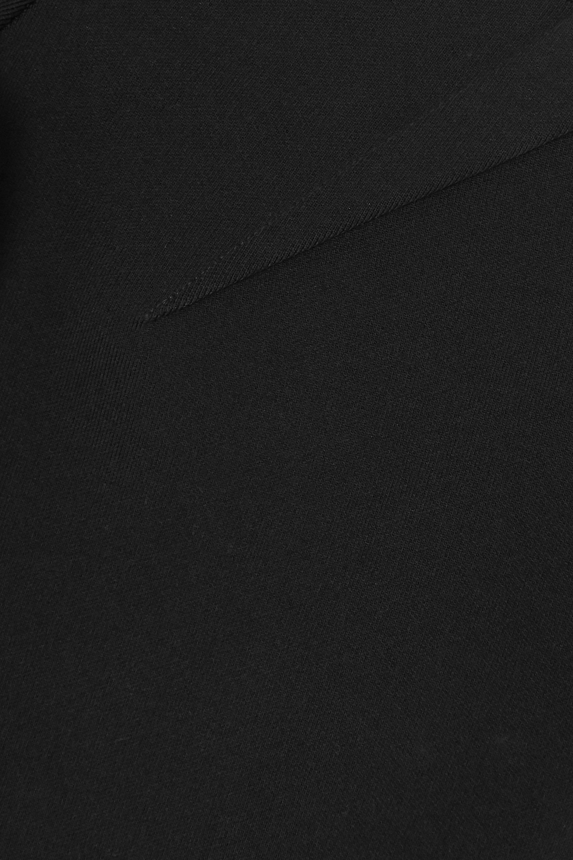 Roland Mouret Angeles off-the-shoulder cady top