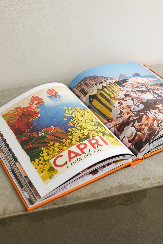 Assouline Capri Dolce Vita by Cesare Cunaccia hardcover book