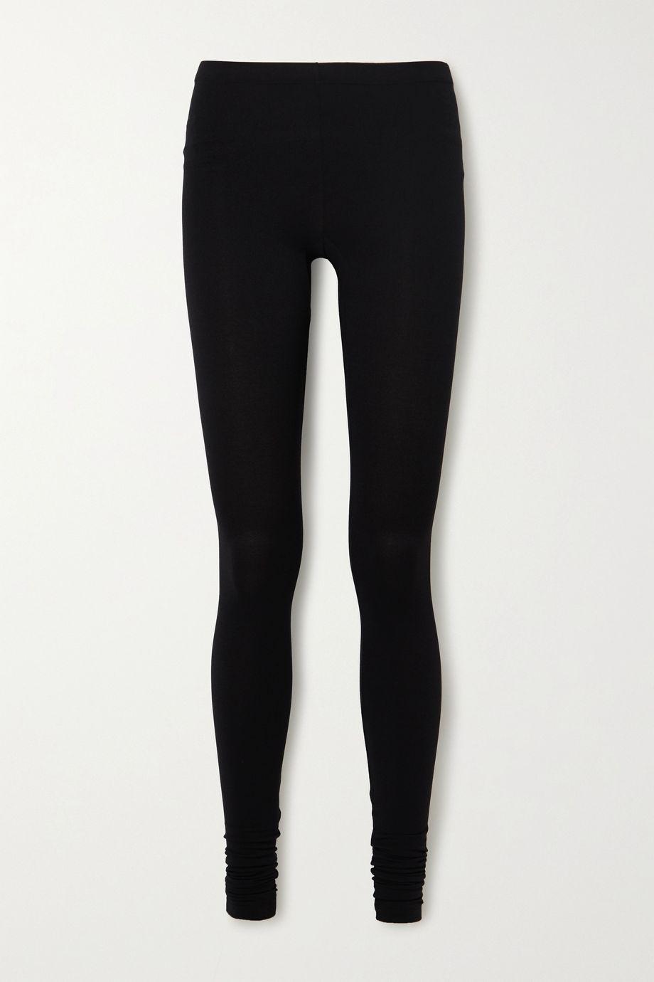 Rick Owens Lilies stretch-jersey leggings