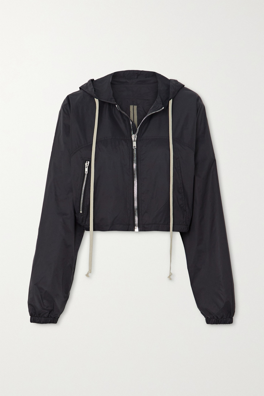 Rick Owens Cropped shell jacket