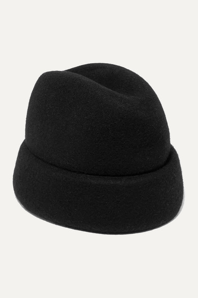 Gigi Burris Hats SHARINA WOOL-FELT HAT