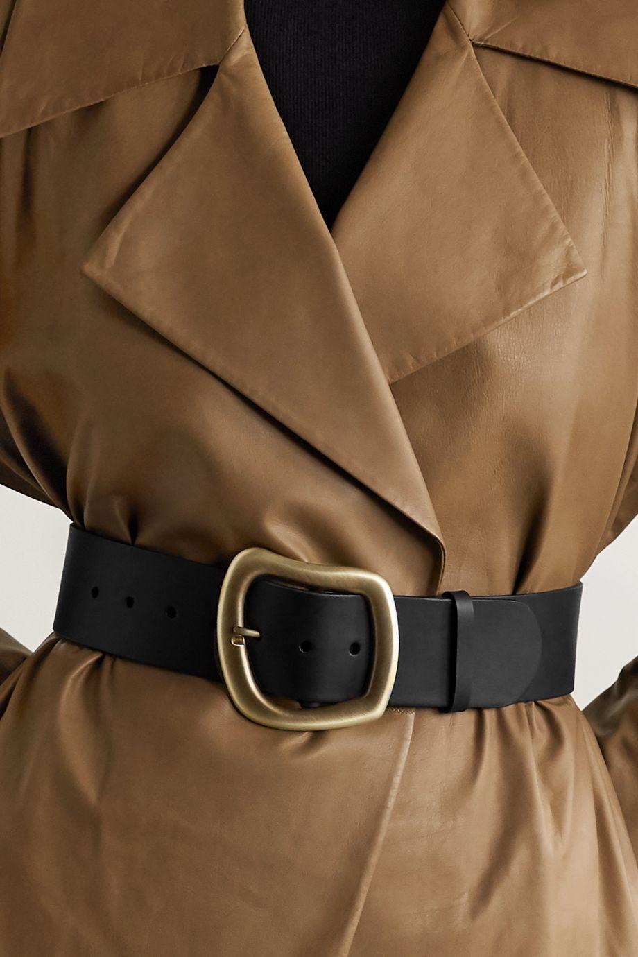 Gabriela Hearst Simone leather belt