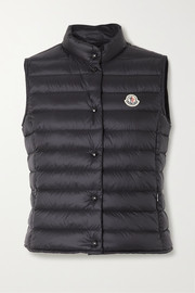 Moncler Liane quilted shell down vest