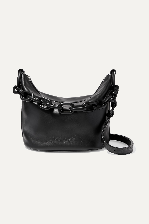 Gu_de Leather shoulder bag