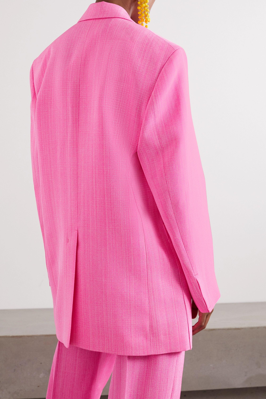 Jacquemus Oversized-Blazer aus Webstoff