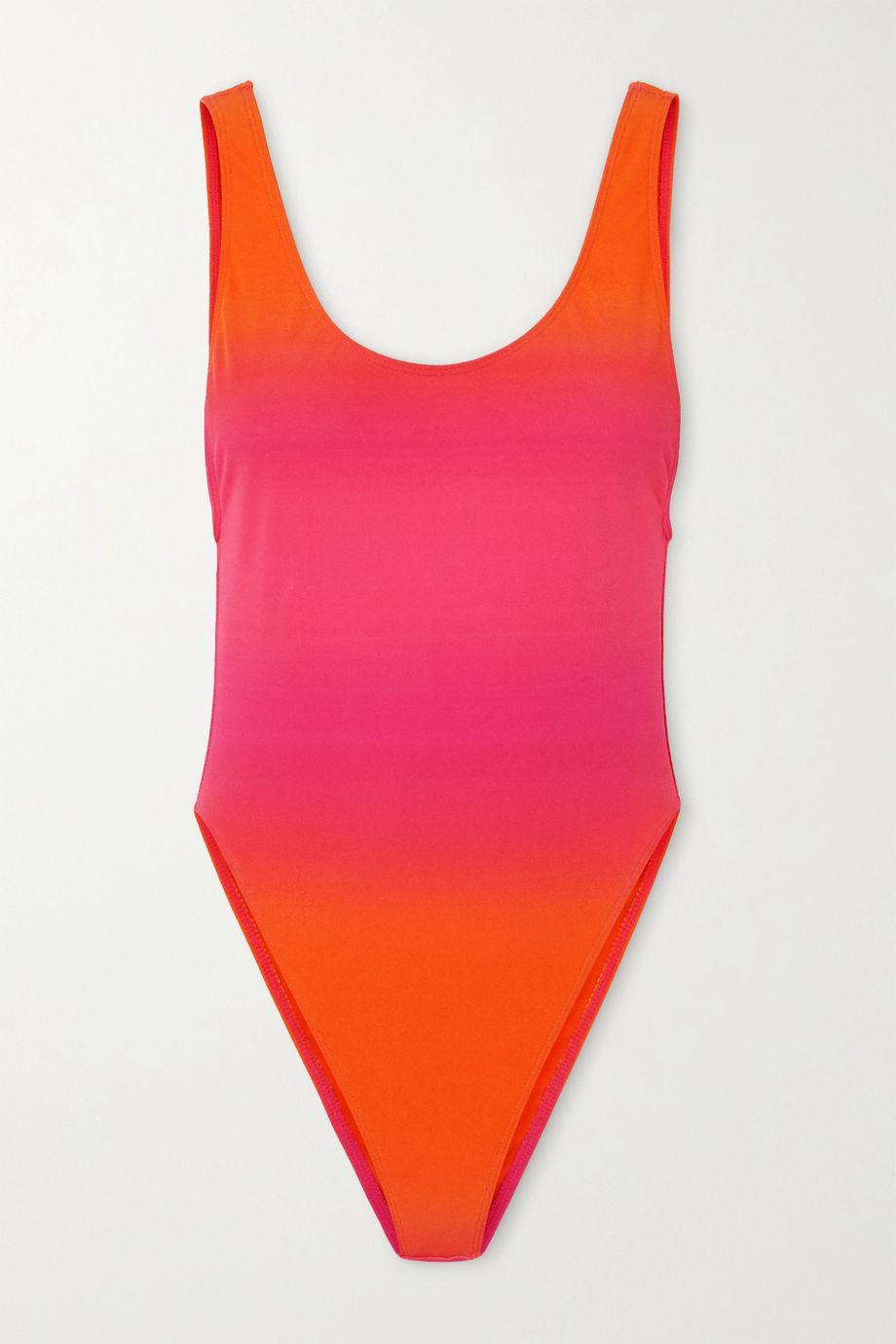 Jacquemus Camerio ombré swimsuit
