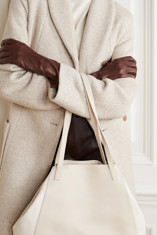 Agnelle Grace leather gloves
