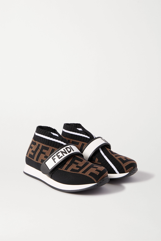 neoprene sneakers   Fendi Kids