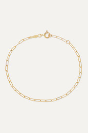 + NET SUSTAIN 1976 gold bracelet