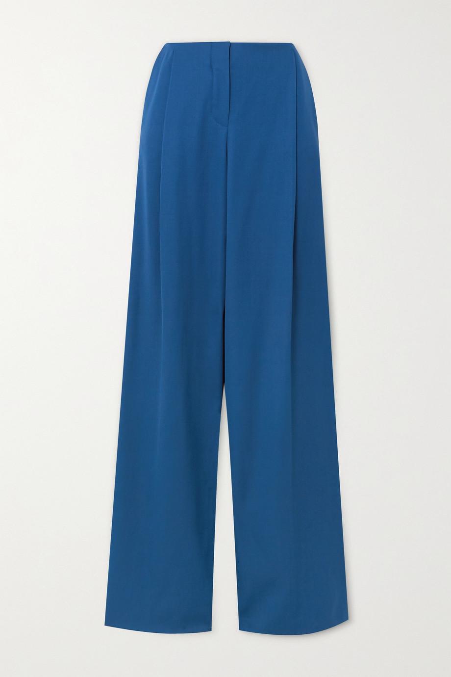Nina Ricci Wool wide-leg pants