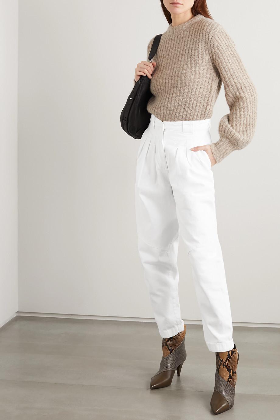 IRO Monmar tapered jeans