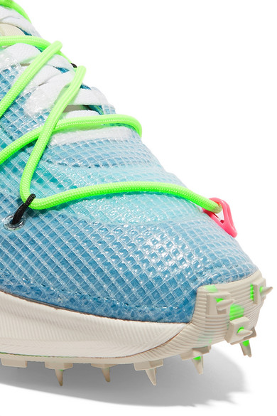 Nike   Baskets en ripstop, daim, résille et caoutchouc Vapor