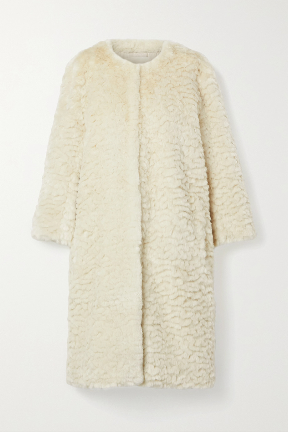 Faz Not Fur Chilla Shanghai faux fur coat