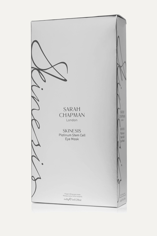 Sarah Chapman Platinum Stem Cell Eye Mask x 4