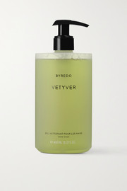 Vetyver Hand Wash, 450ml