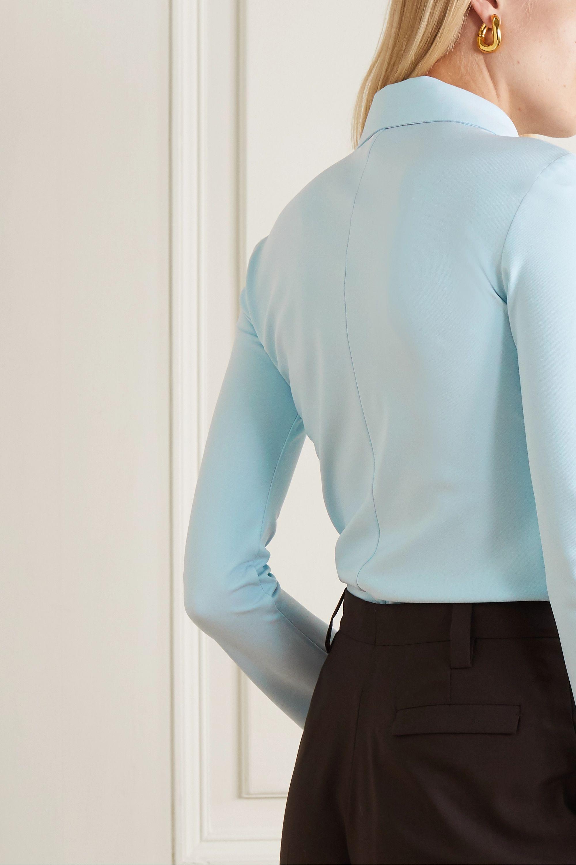 A.W.A.K.E. MODE Crepe shirt