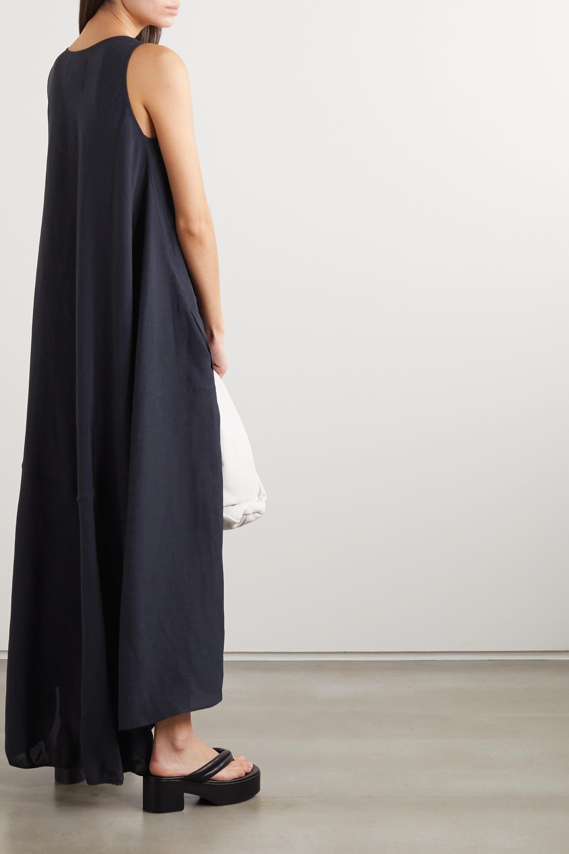 Jil Sander Cady maxi dress
