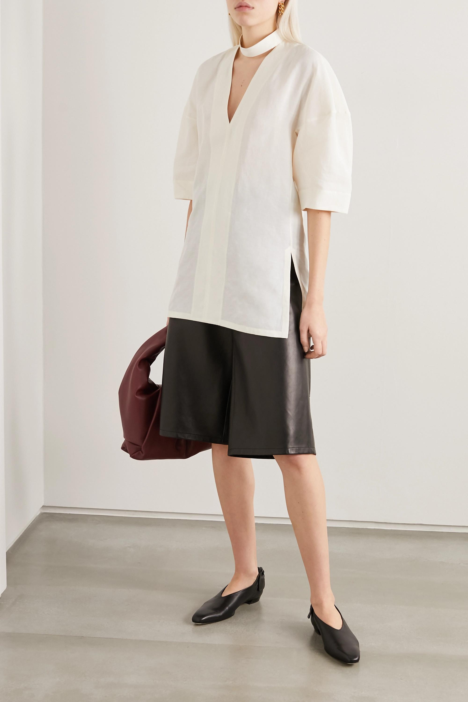 Jil Sander Woven blouse