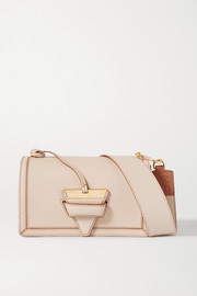 Loewe Barcelona textured-leather shoulder bag