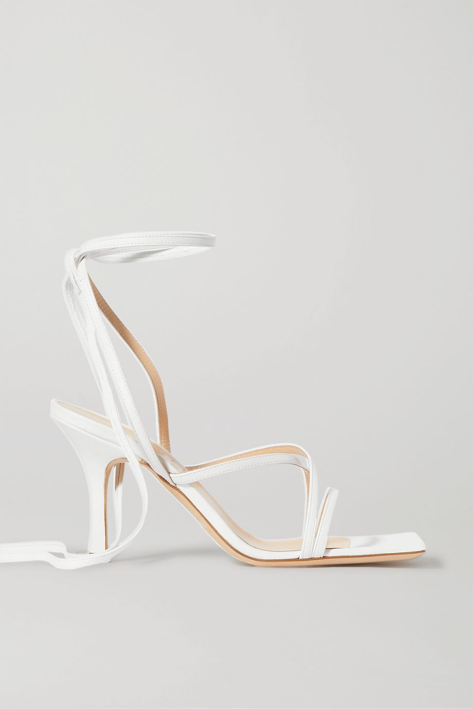 A.W.A.K.E. MODE Ophelia leather sandals
