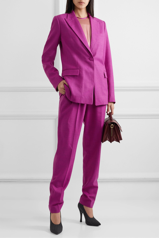 Roksanda Antalya wool-blend twill blazer