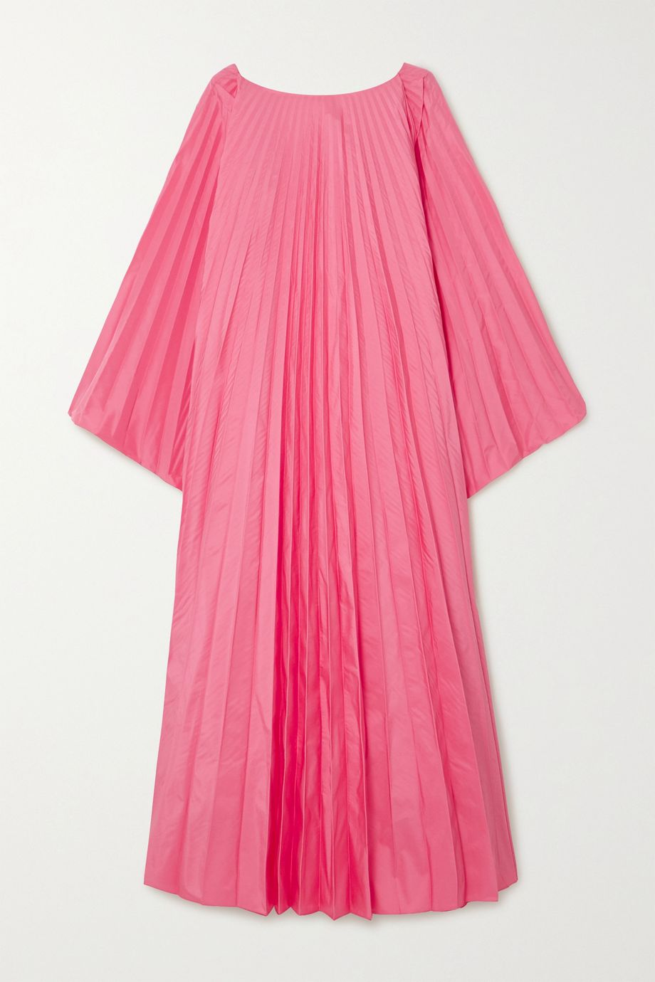 Roksanda Oleria pleated taffeta gown