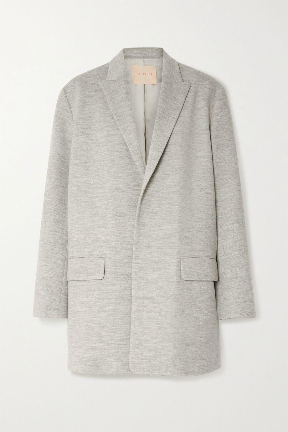 Roksanda Shida wool-jersey blazer