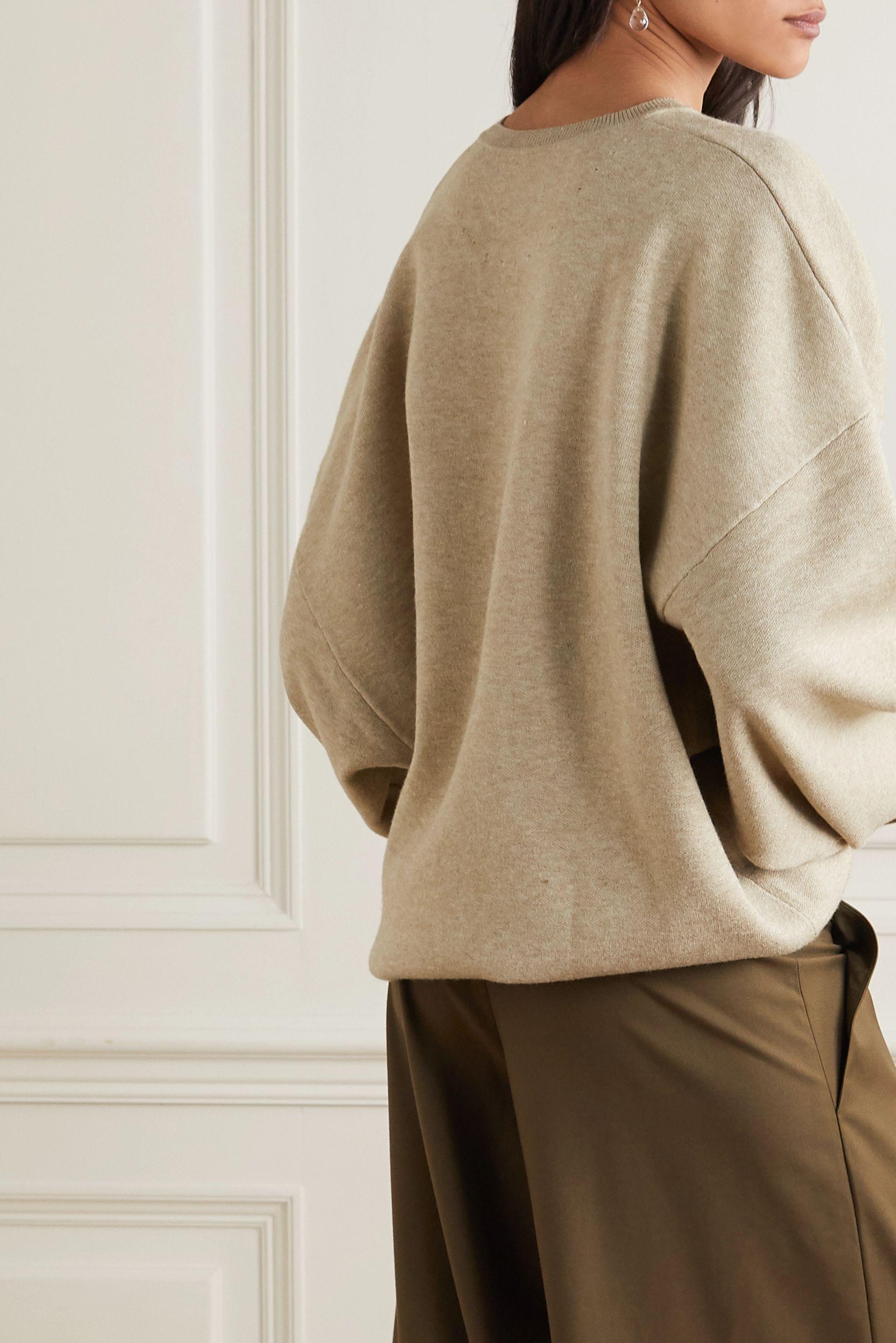 Roksanda Karuo knitted sweatshirt