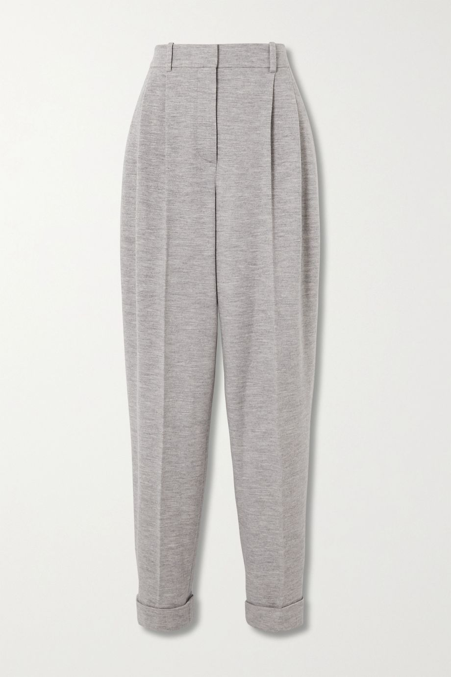 Roksanda Venezio wool-jersey tapered pants