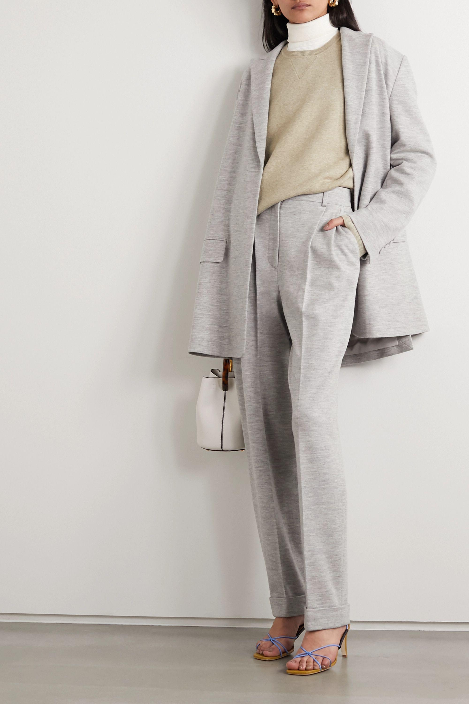 Roksanda Venezio wool-jersey tapered pants