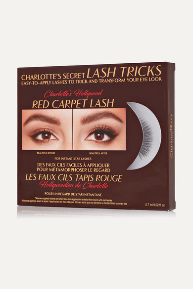 Lash Tricks Eyelashes   Red Carpet by Charlotte Tilbury