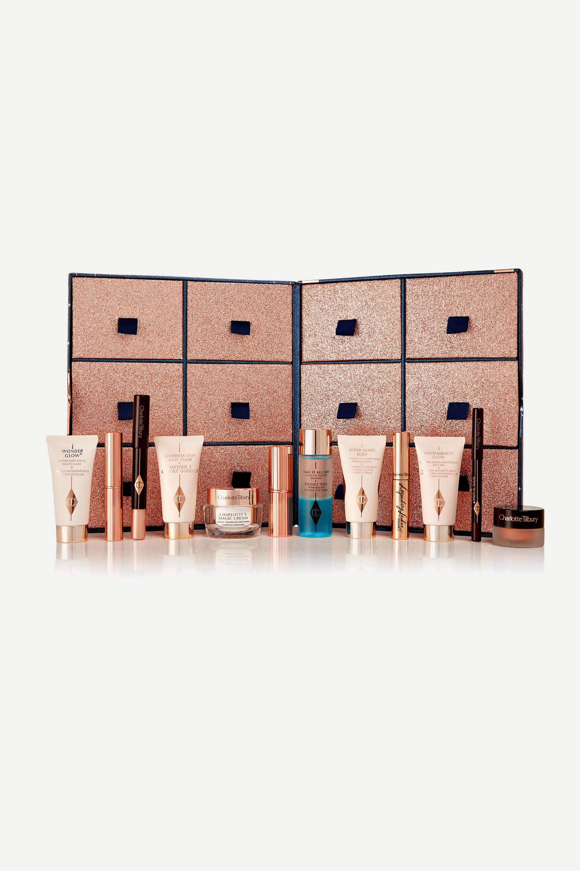 Charlotte Tilbury Glittering Galaxy of Makeup Magic Advent Calendar