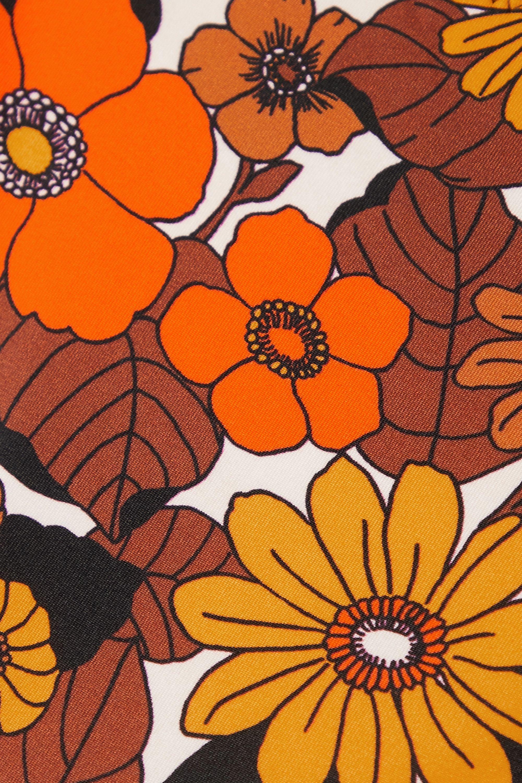 Dodo Bar Or Morgan floral-print underwired bikini