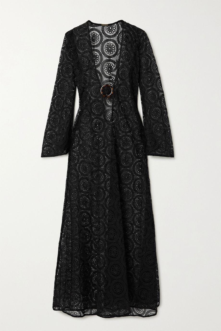 Dodo Bar Or Jane crocheted cotton maxi dress