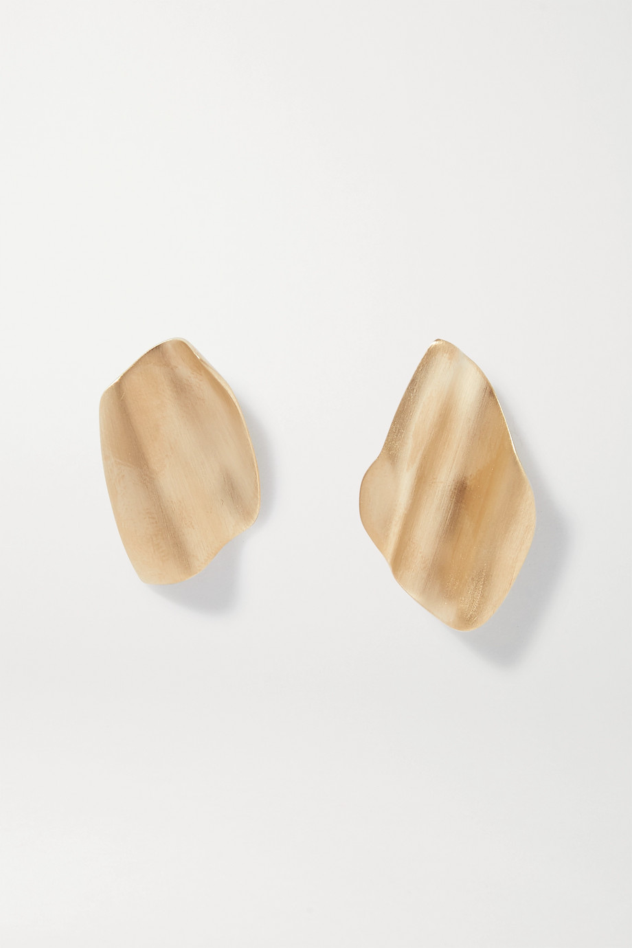 Completedworks Gold vermeil earrings