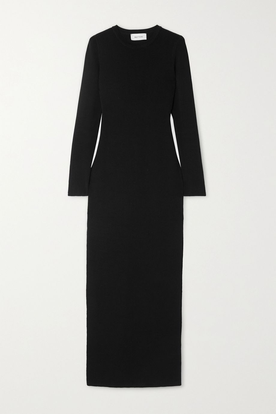 Matteau Stretch-knit maxi dress